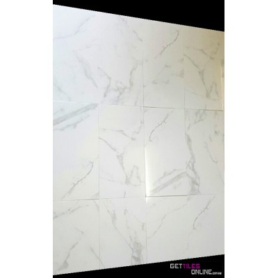 Buy Cheap My Carrara Gloss Wall Tile 300x600 Get Tiles