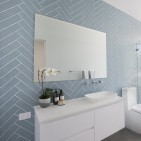 Hand Crafted White Subway Tile