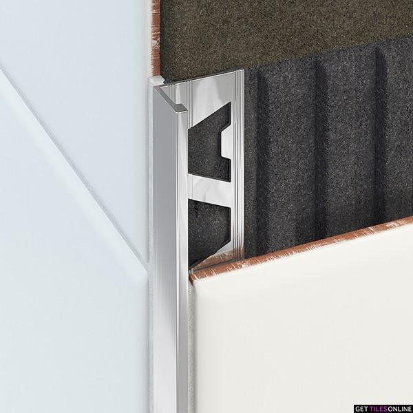 Aluminium Angle Bright Silver 3M (Code:01878)