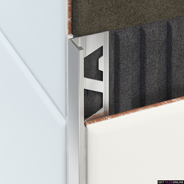 Aluminium Angle Matt Silver 3M (Code:01879)