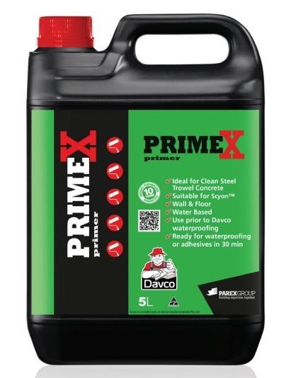 Davco Prime X 5L (Code:01200)