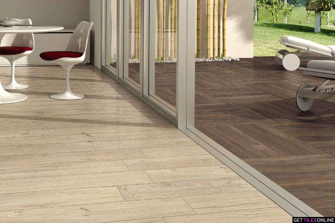 Timber Look Poreclain Tile