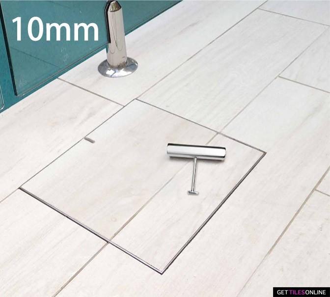Pool Skimmer Lid Kit 342x342x10mm (Cold:01624)