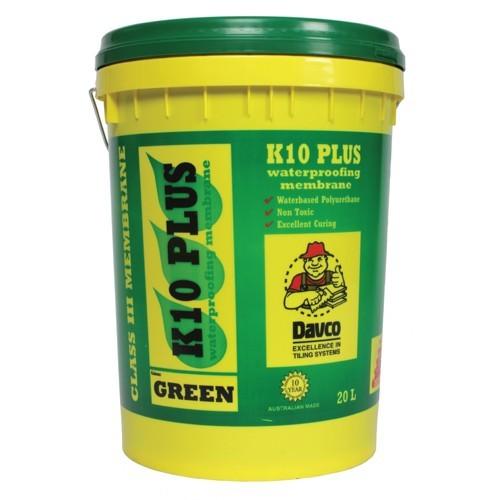 Davco K10 Plus -Green 20L (Code: 00713)
