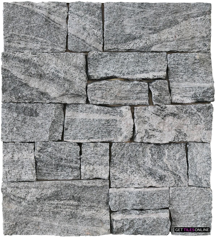 Loose Stone Grey Tiger Skin Body (Code:01763)