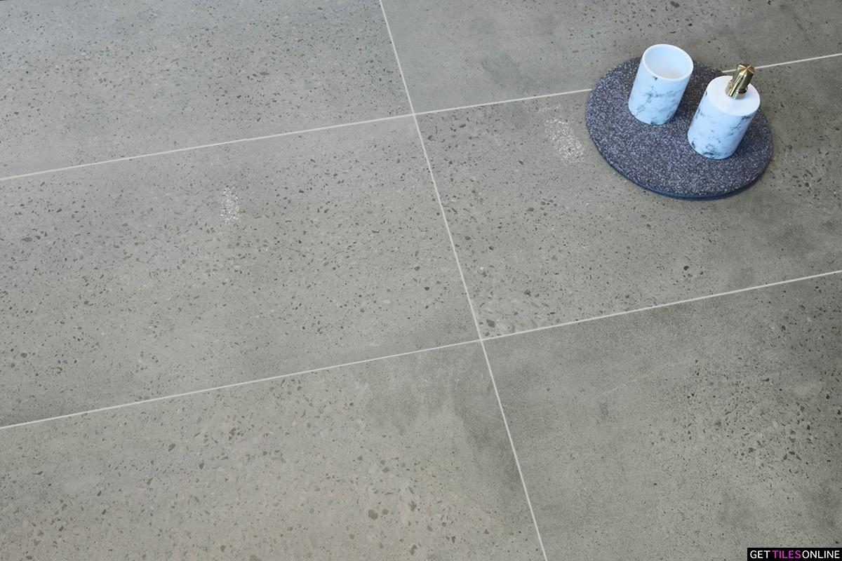 Master Cementine Grey Lappato 450x900 (Code:01794)
