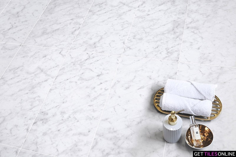 My Bianco Carrara Matt 300x600 / 600x600 (Code:01641)