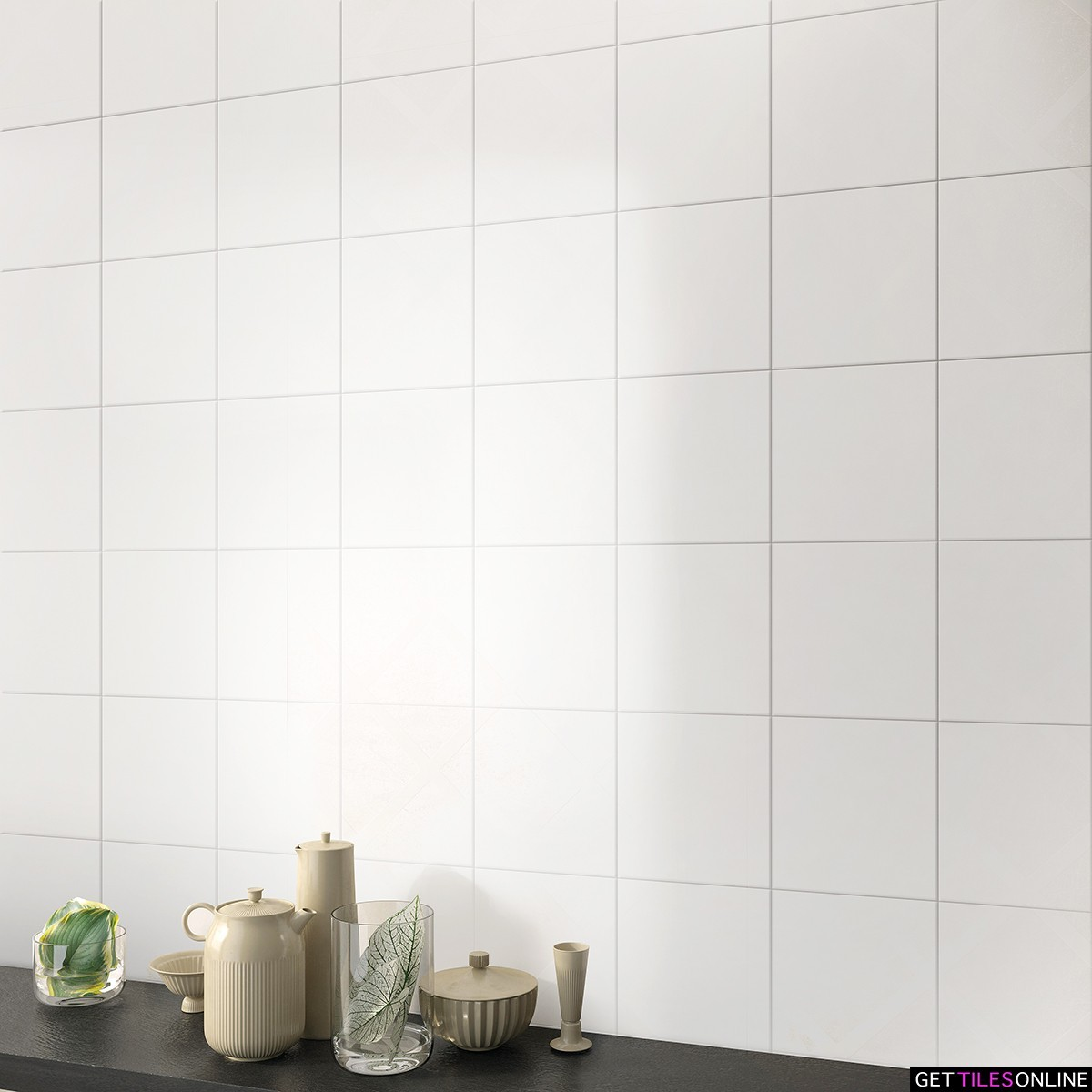 Newtown 200 Porcelain Tile 200x200 (Code:01916)