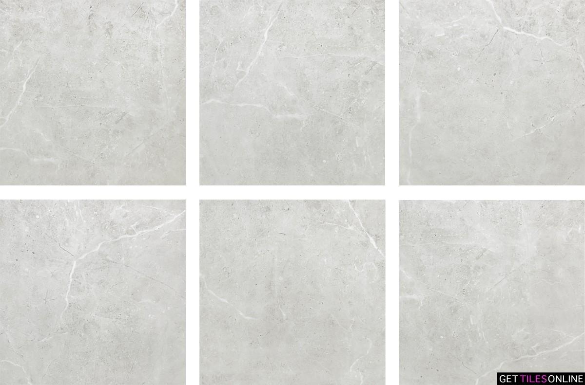 Ocean Grey Polished 300x600 / 600x600 (Code:01511)