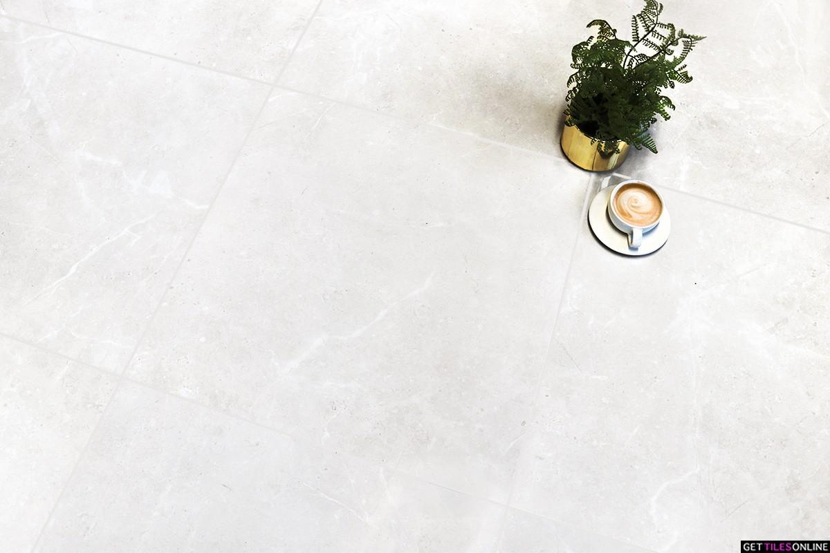 Ocean White Polished 300x600 / 600x600 (Code:01780)