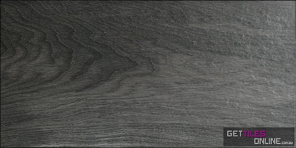 Wooden Black Matt / Outdoor 300x600 (Code:00254)
