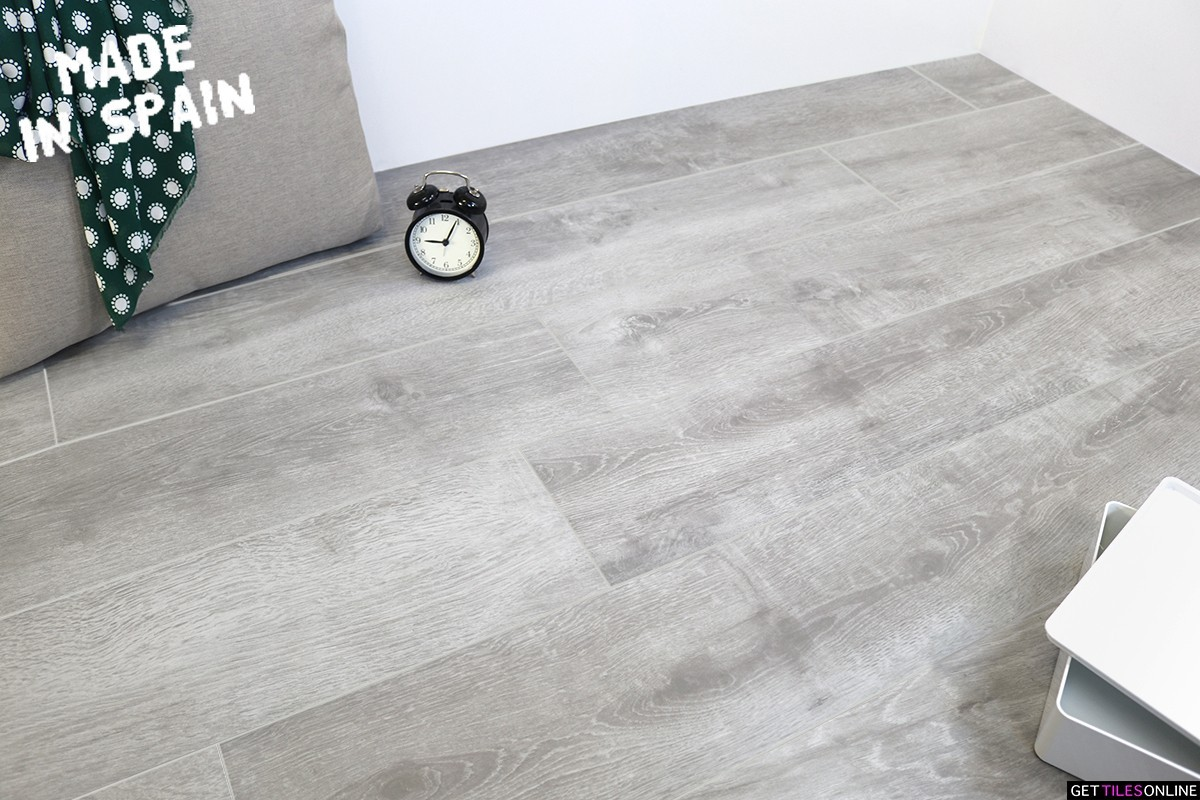 Spanish Burwood Timber Gris 200x1140 (Code:02094)