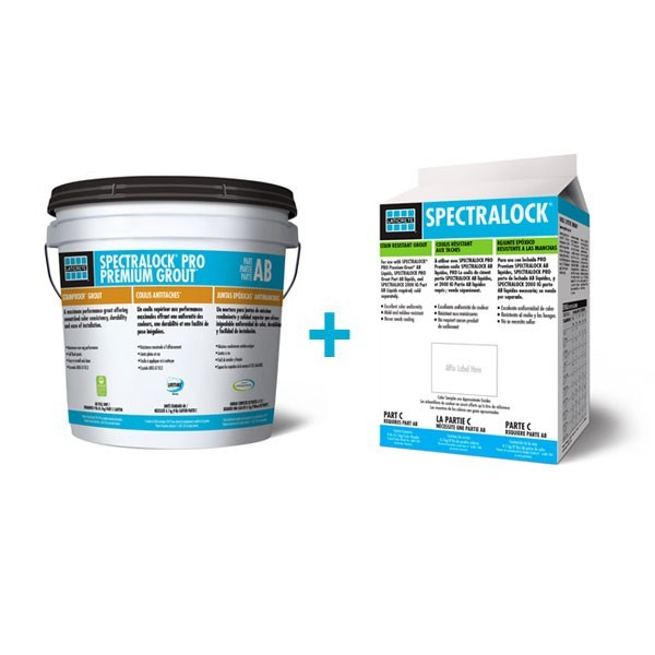Spectralock Pro Premium Epoxy Grout Commercial kit 16kg(Code:01555)