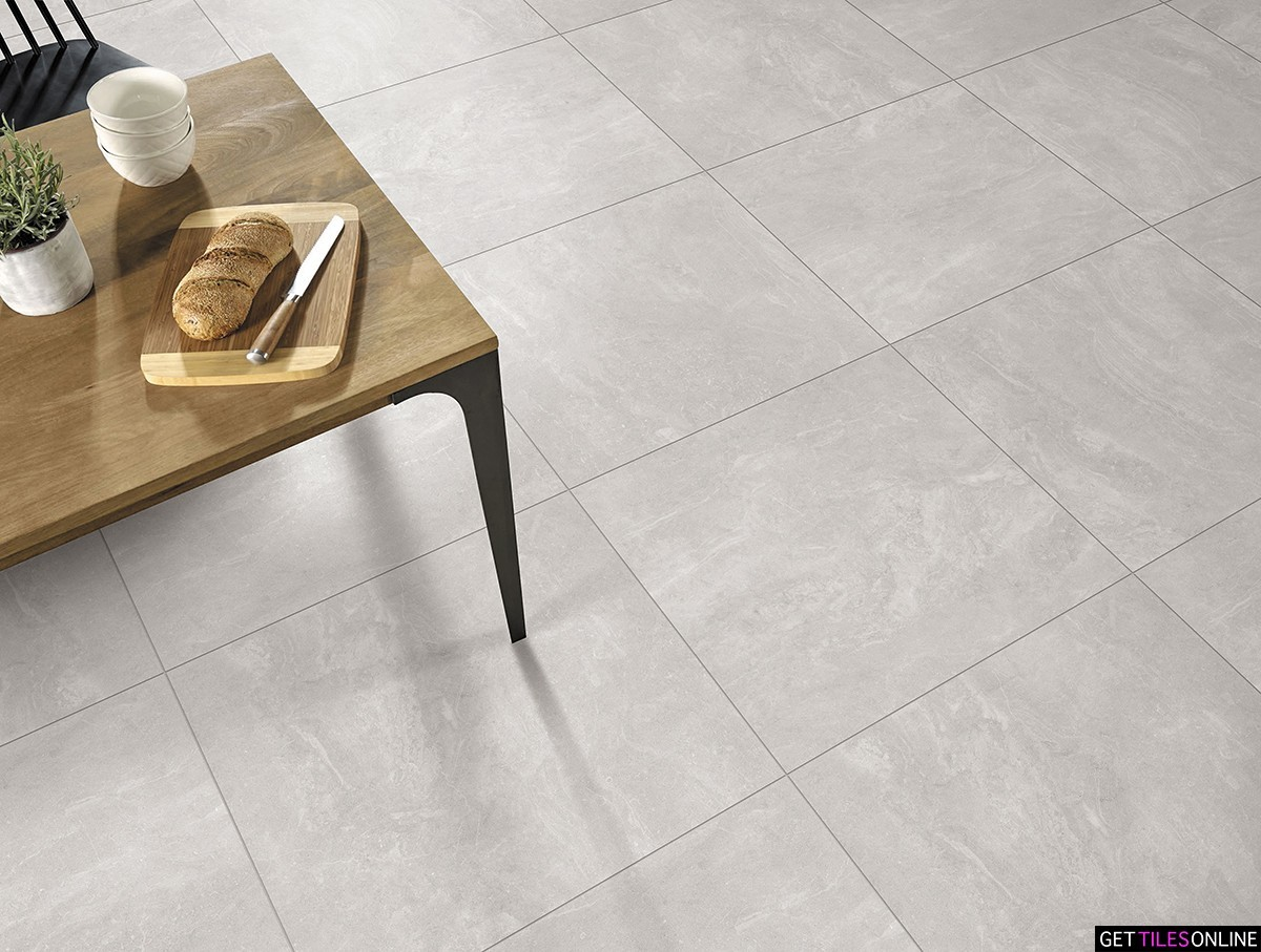 Storm Light Grey Lappato 300x600 / 600x600 (Code:01955)