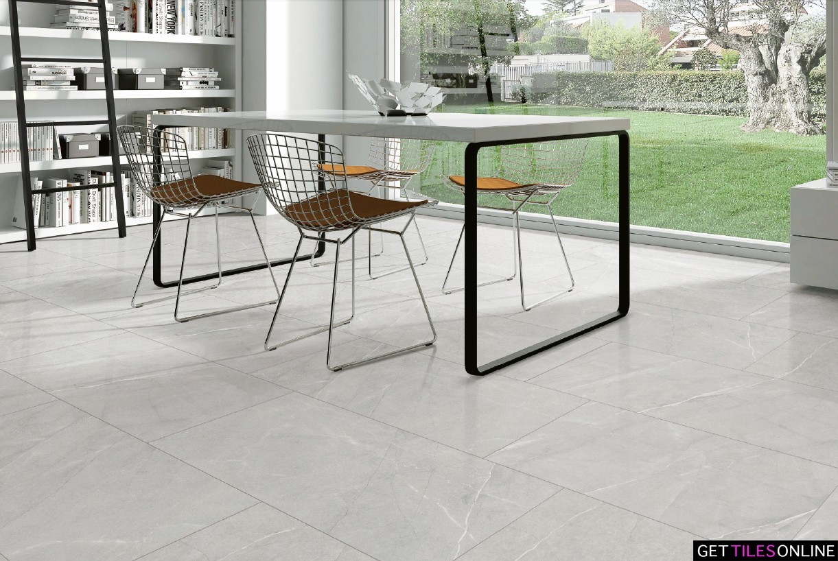 Urban Marble Grey Lappato 450x900 (Code:01375)
