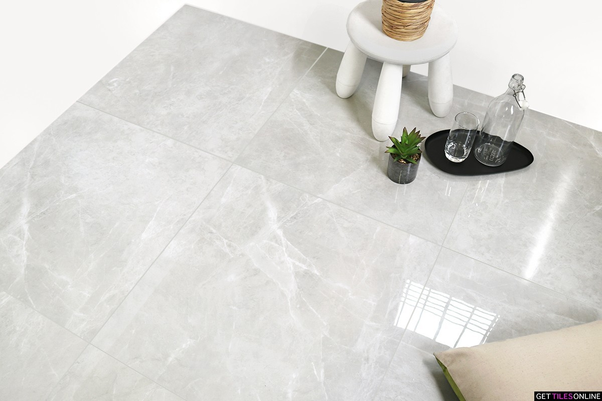 Varese Silver Polished 300x600 / 600x600 (Code:02055)